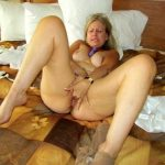 Mature wife enjoys a lay afternoon of hot masturbation. Amateur mature mom stripping white panties to spread pussy lips and fingering