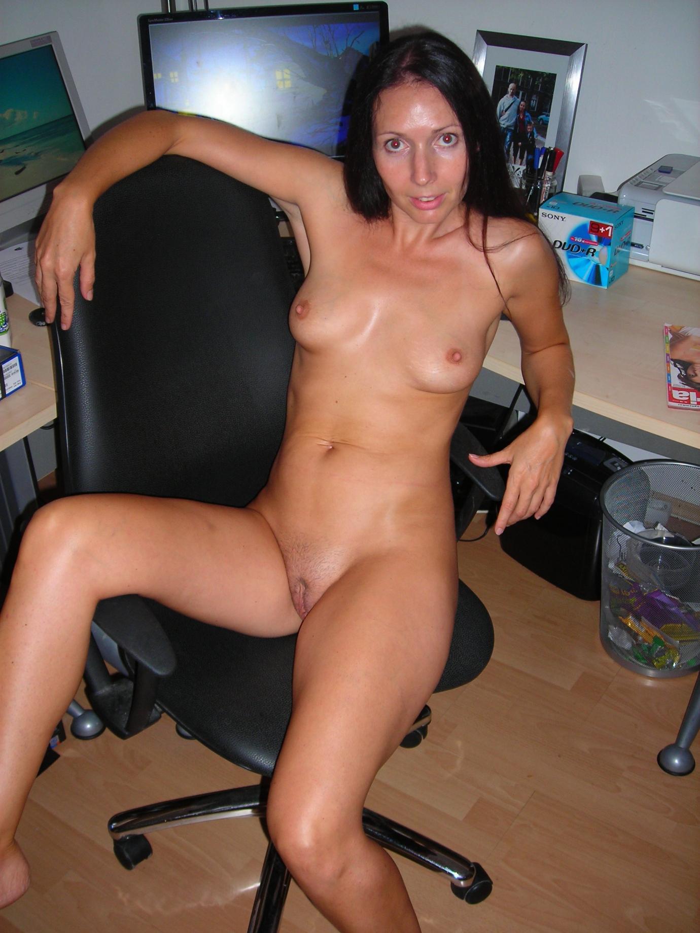 Hot Brunette Amateur Hard
