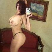 Mexican Milf Maritza Mendez nude selfie