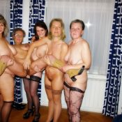 Mature naked women are very naughty